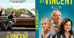 St. Vincent dvd cover