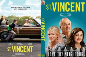 St. Vincent dvd cover