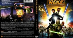 Star Wars: The Clone Wars dvd cover