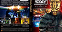 Star Wars: The Clone Wars season 3 dvd cover