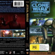 Star Wars The Clone Wars: Season 4 (2011) R1