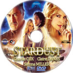 STARDUST (2007) R1 Custom DVD Label