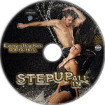 Step Up All In (2014) R1 Custom DVD Labels