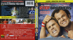 step brothers blu-ray dvd cover