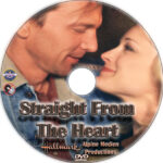 Straight From The Heart (2003) R1 Custom Label