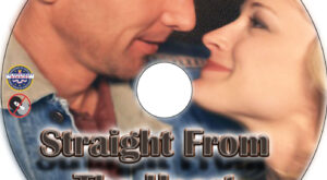 Straight from the Heart dvd label