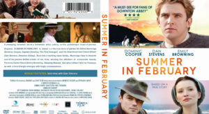 Summer in February dvd cover