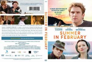 Summer in February dvd cover