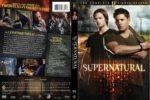 Supernatural: Season 8 (2012) R1 Custom DVD Cover