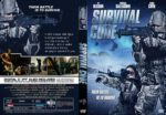Survival Code (2013) R1 CUSTOM DVD COVER