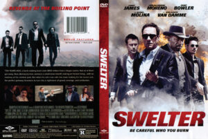 Swelter dvd cover