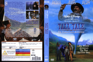 Tall Tale dvd cover