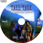 Tall Tale (1995) R1 Custom DVD Label