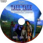 Tall Tale (1995) R1 Custom DVD Label