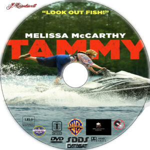 Tammy dvd label