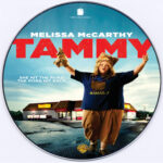 Tammy (2014) Custom DVD Label
