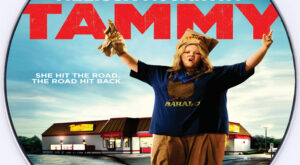 tammy dvd label