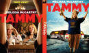Tammy (2014) Custom DVD Cover