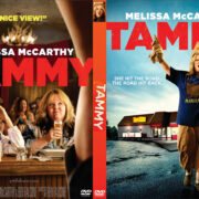 Tammy (2014) Custom DVD Cover