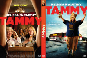 Tammy dvd cover