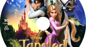 Tangled 3D Label (TK)