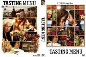 Tasting Menu dvd cover