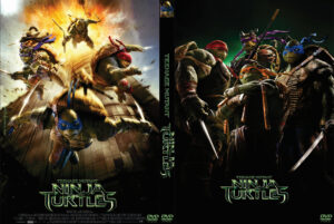 Teenage Mutant Ninja Turtles dvd cover