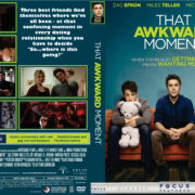That Awkward Moment (2014) R1 Custom DVD Cover