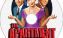 The Apartment (1960) R1 Custom DVD Label