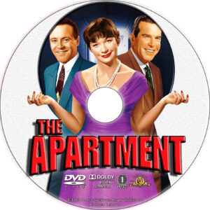 The Apartment cd cover