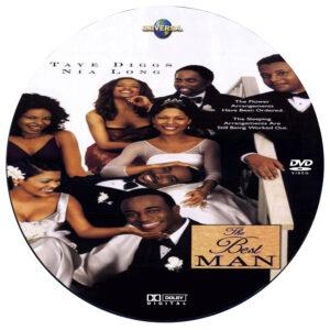 The Best Man dvd label