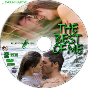 the best of me dvd label