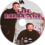 The Birdcage (1996) R1 Custom DVD Label