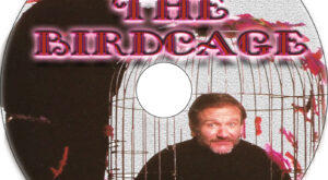 The Birdcage dvd label