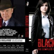 The Blacklist Season 1 (2013) R0 Custom Blu-Ray
