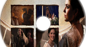The Book of Esther dvd label