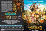 The Boxtrolls (2014) R0 Custom Cover & Label
