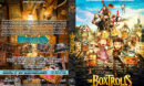 The Boxtrolls (2014) R0 Custom Cover