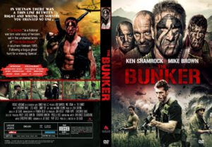 The Bunker dvd cover