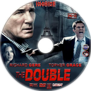 the double dvd label