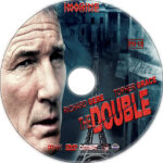 The Double (2011) R1 Custom DVD Labels