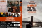 The Drop (2014) R0 Custom DVD Covers
