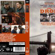 The Drop (2014) R0 Custom DVD Covers