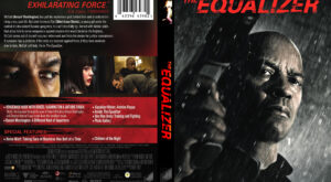the equalizer 2014 dvd cover