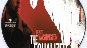 The Equalizer dvd label