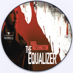 The Equalizer dvd label