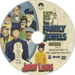 The Family Jewels (1965) R1 Custom Label