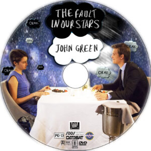 The Fault in Our Stars dvd label