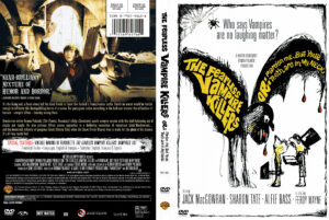 The Fearless Vampire Killers dvd cover