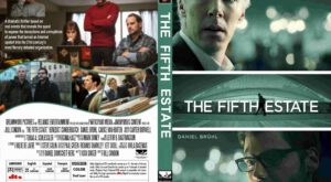 The Fifth Estate dvd cover